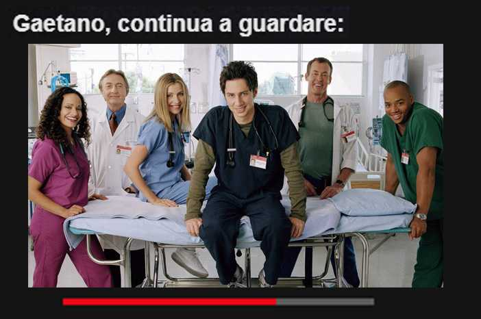 Scrubs on Netflix