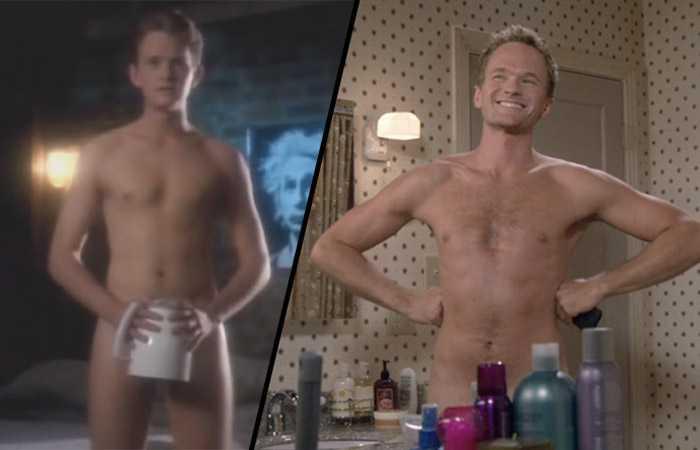 Neil prima e dopo