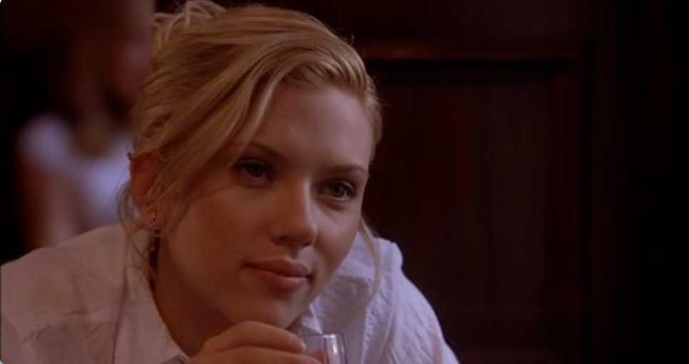 Scarlett Johansson in Match point