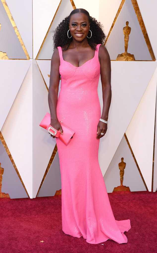Viola Davis ringiovanita agli Oscar 2018