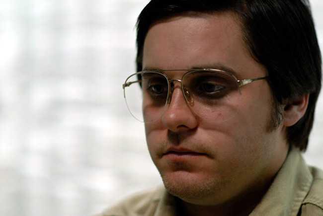 Jared Leto nei panni dell'assassino di John Lennon