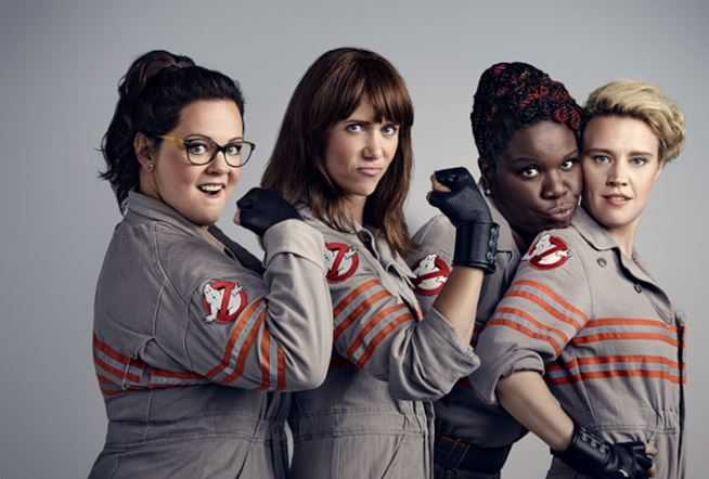 Ghostbusters donne