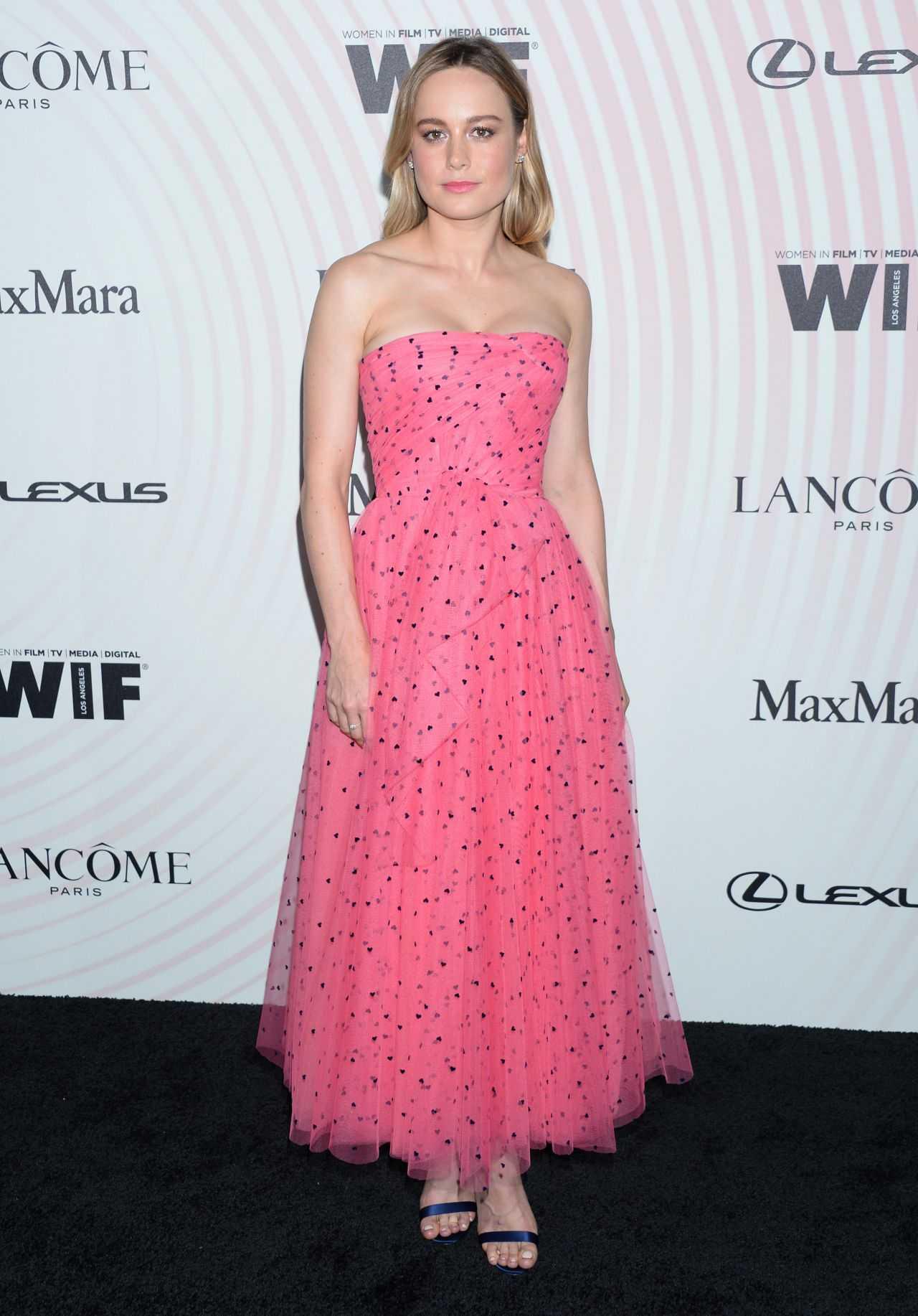 Brie Larson ai Crystal award