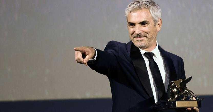 Venezia 75 Alfonso Cuarón