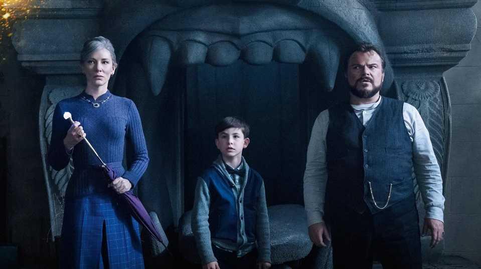 Cate Blanchett Owen Vaccaro e Jack Black