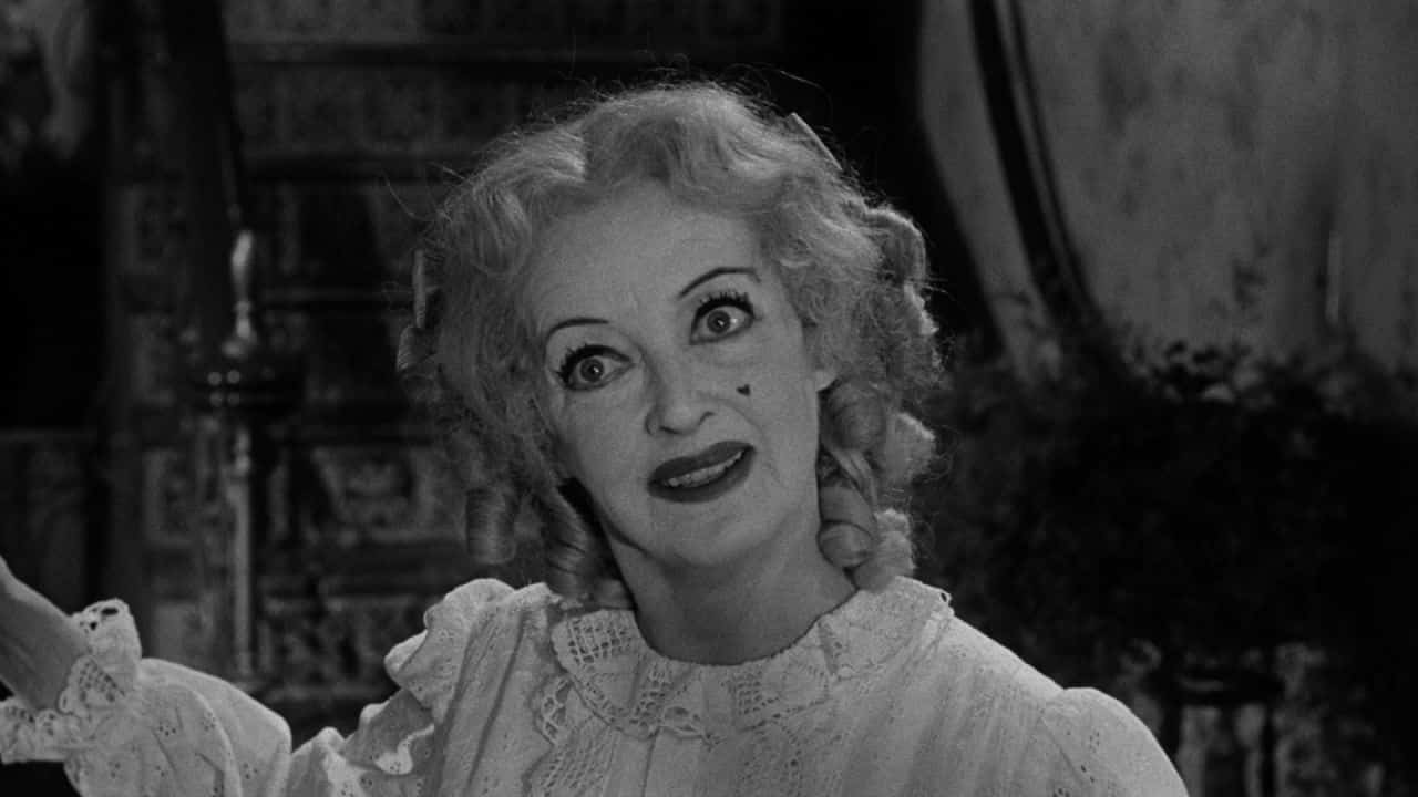 Bette Davis, Baby Jane nel film