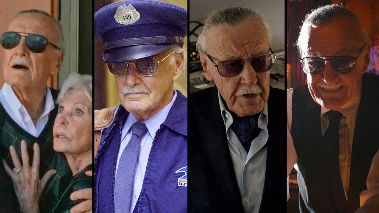 Stan Lee in diversi cameos