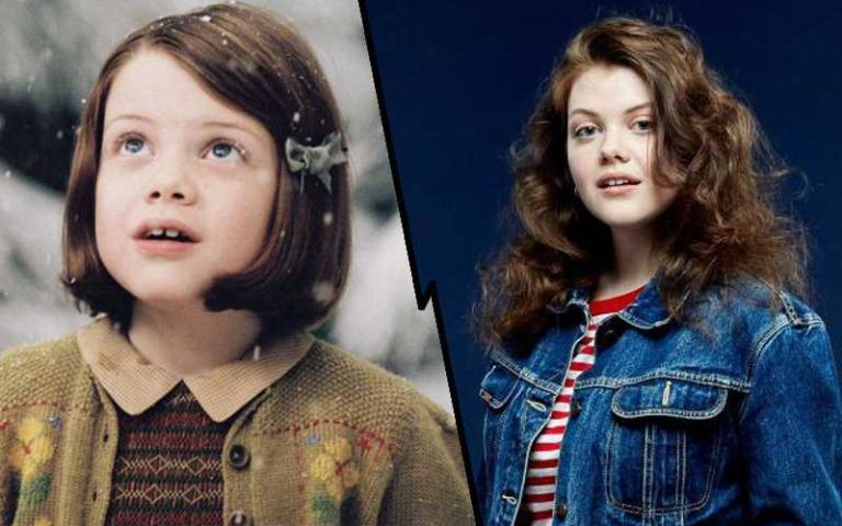 3 - Georgie Henley