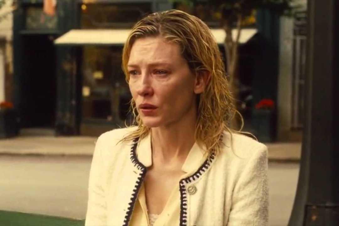 """Cate Blanchett """"Blue Jasmine"""""""