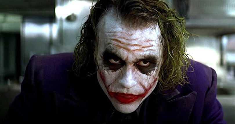 """Heath Ledger """"Joker"""""""