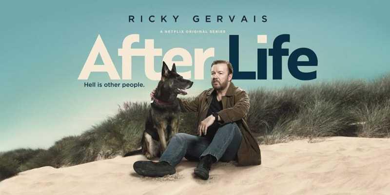 After Life Netflix Ricky Gervais