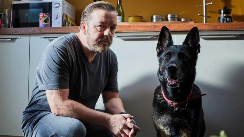 After Life Ricky Gervais