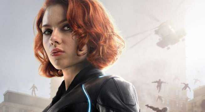 La vedova nera-Scarlett Johansson