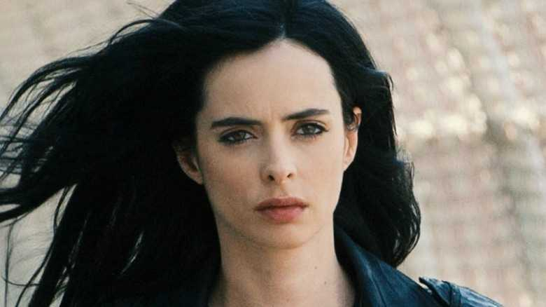 Krysten Ritter-Jessica Jones