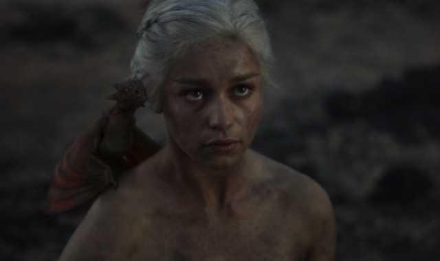 Daenerys stagione uno