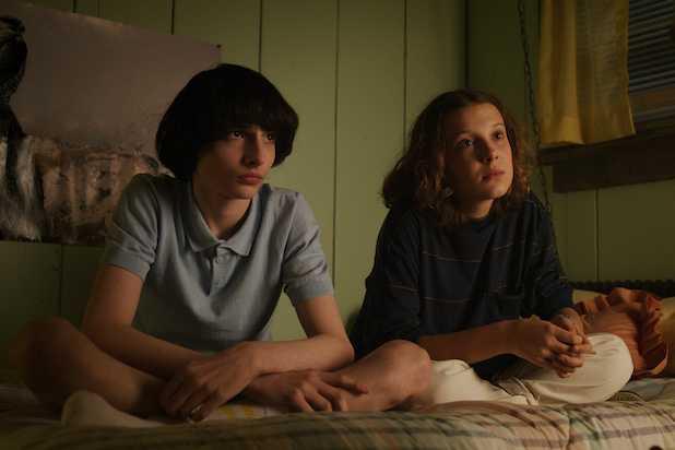 Stranger Things Eleven e Mike