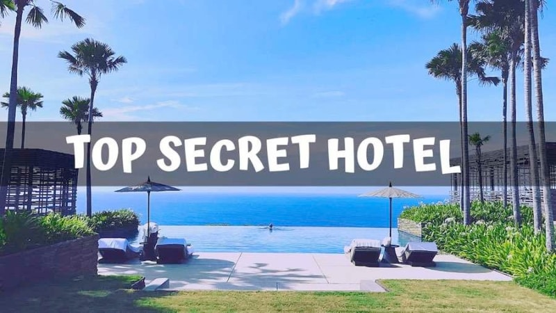 top secret hotel lastminute