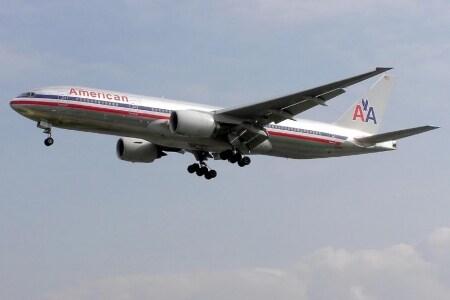 american airlines bagagli
