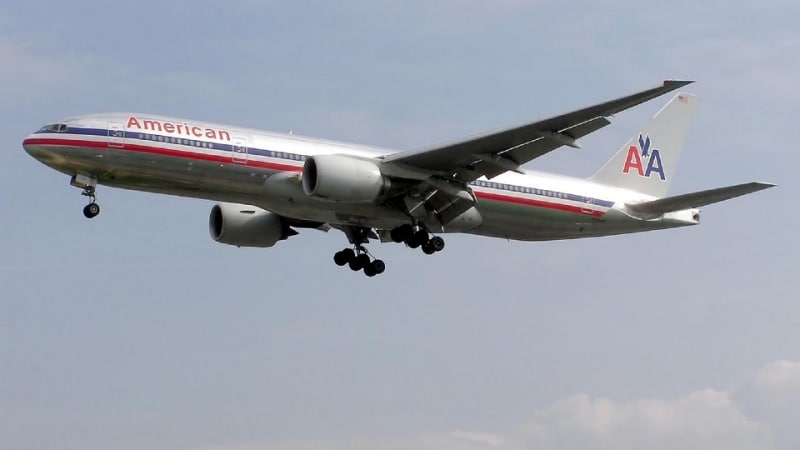 american airlines bagagli