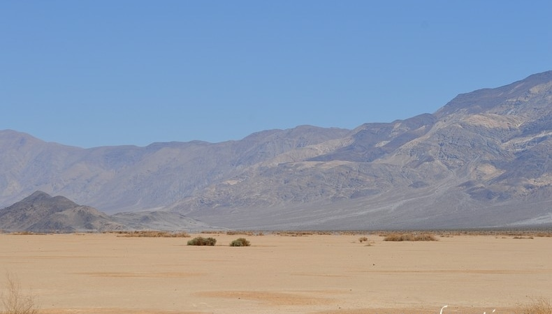 diario viaggio death valley