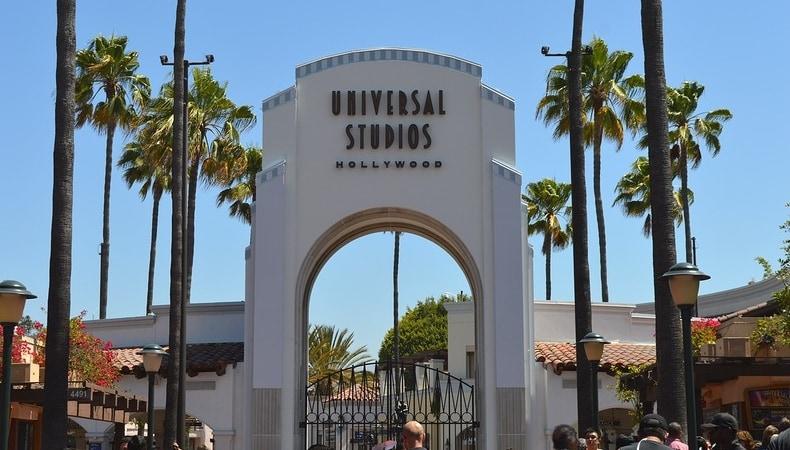 diario viaggio universal studios hollywood