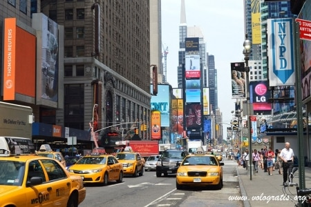 secondo giorno a new york