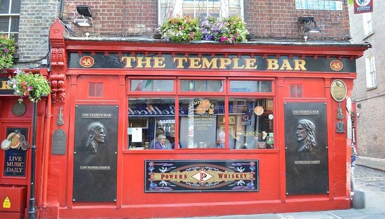 dublino temple bar