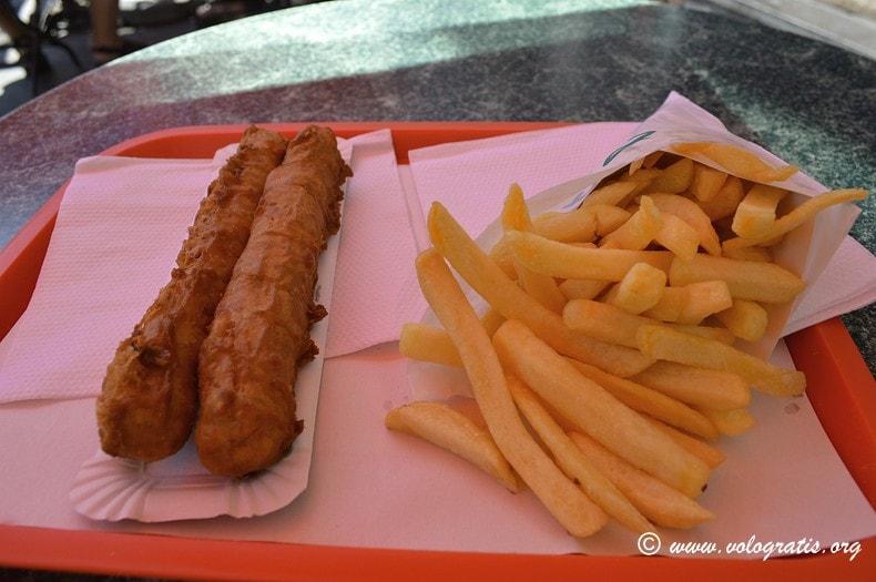 fritkot Max patatine fritte Anversa antwerp vologratis