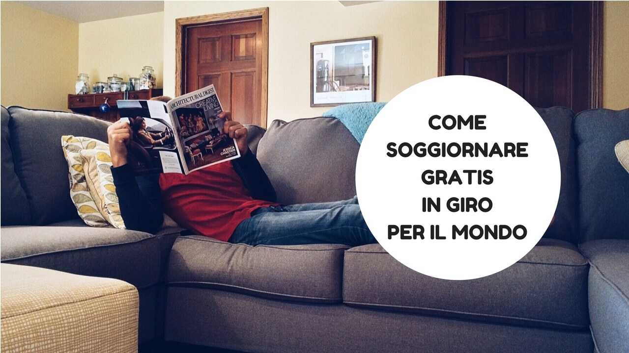Couchsurfing cos 39 e come funziona - Come funziona lo scaldabagno elettrico ...