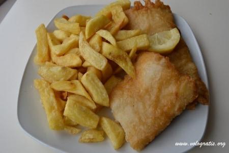 fish and chips beeshoff dublin dublino irlanda vologratis