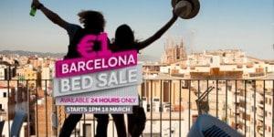 promozione generator hostel barcellona posti letto 1 euro