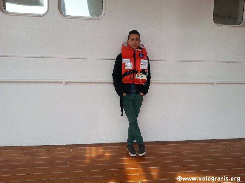 esercitazione nave andrea petroni louis cruises