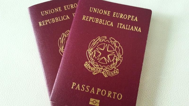 passaporto