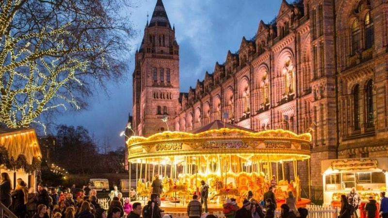 Decorazioni Natalizie Londra.Natale A Londra Mercatini Eventi E Informazioni Utili Vologratis Org
