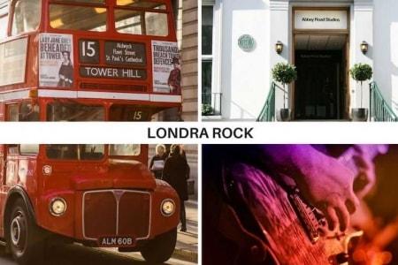 londra guida luoghi musica rock
