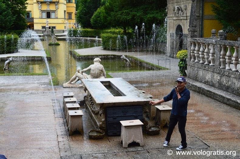 giardini di hellbrunn con scherzi d'acqua (2)