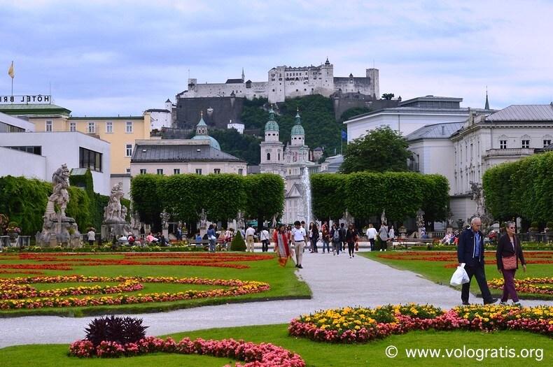 giardini di mirabell salisburgo (2)