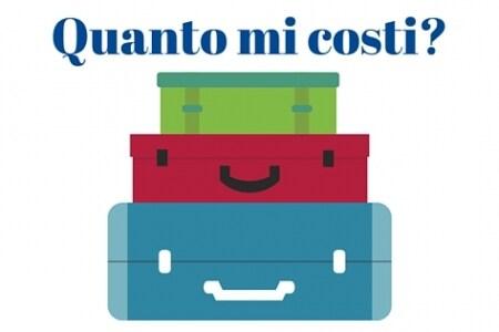 costi per il bagaglio da stiva