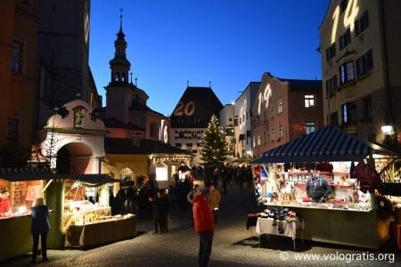 viaggio ai mercatini di natale di innsbruck