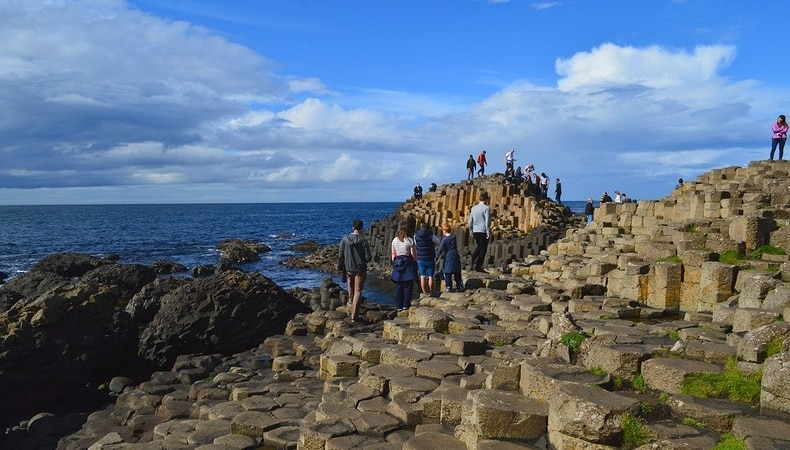 cosa vedere causeway coastal route giants causeway