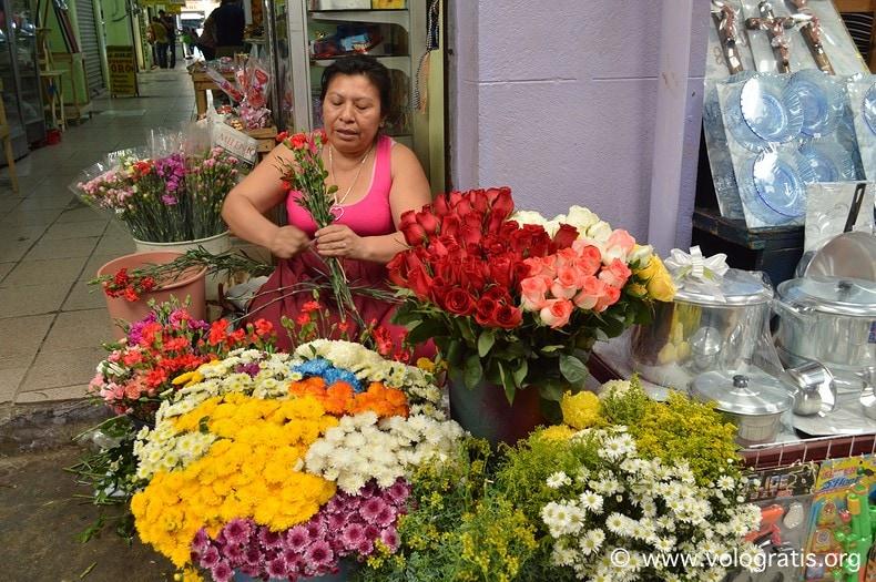 diario di viaggio yucatan messico mercato merida 6