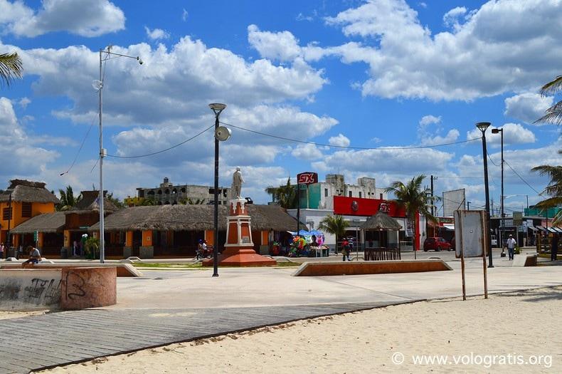 diario di viaggio yucatan messico puerto progreso