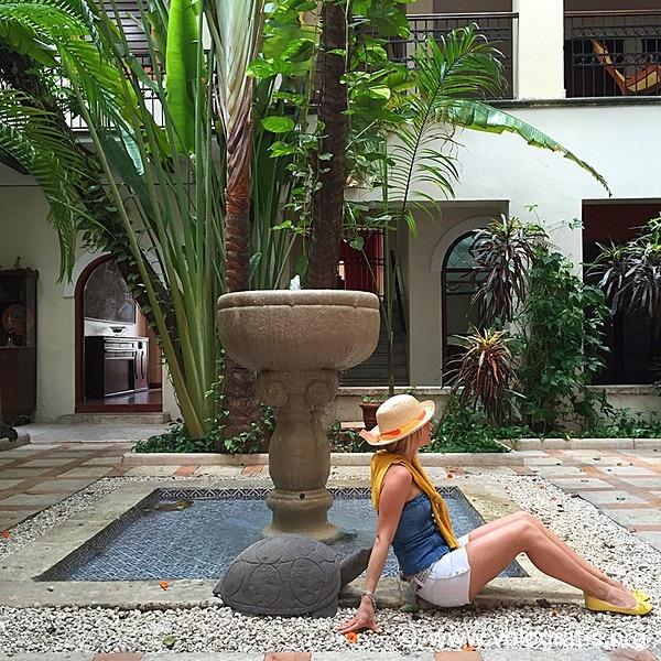 diario di viaggio yucatan valentina vologratis casa del balam