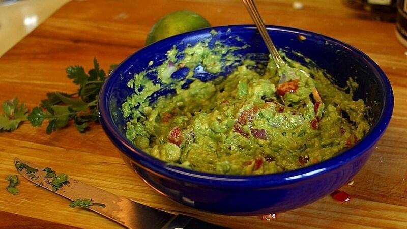guacamole ricetta