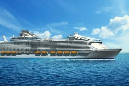 harmony of the seas nave da crociera piu grande del mondo