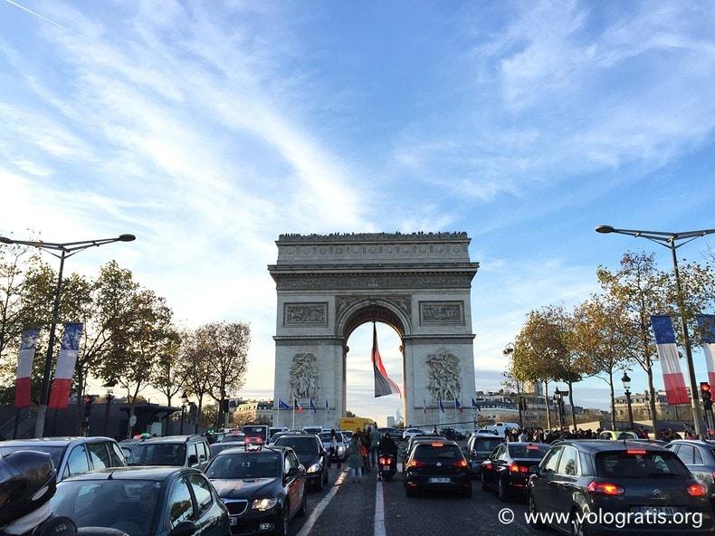 capodanno a parigi