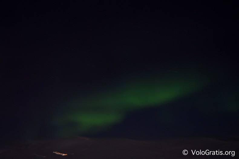foto islanda aurora boreale