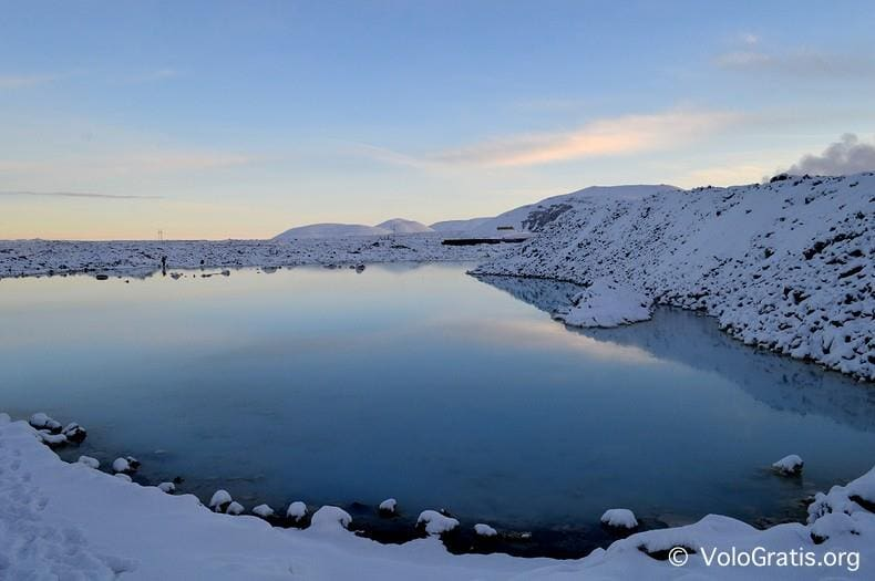 foto islanda blue lagoon