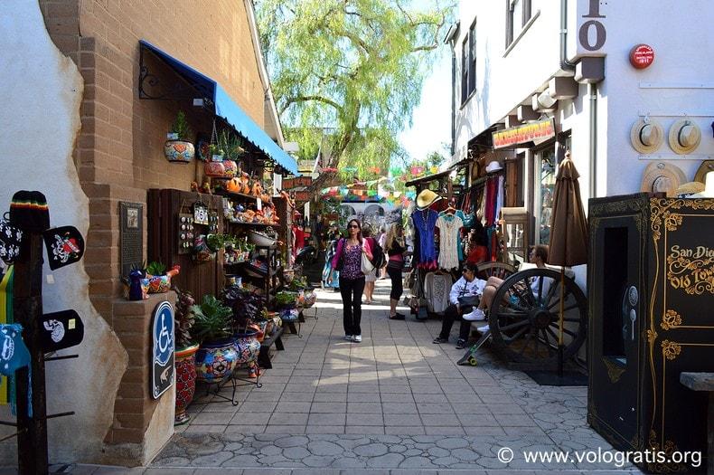 foto san diego town