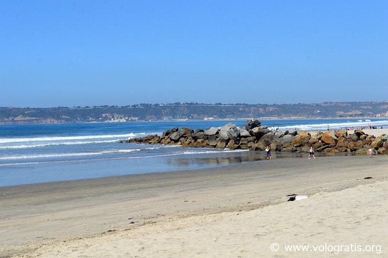 foto san diego spiaggia coronado beach